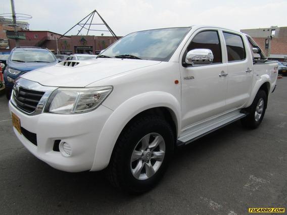 Toyota Hilux Euro Iv