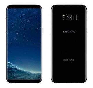 Samsung Galaxy S8 Plus + Funda Spiegen Original Movistar