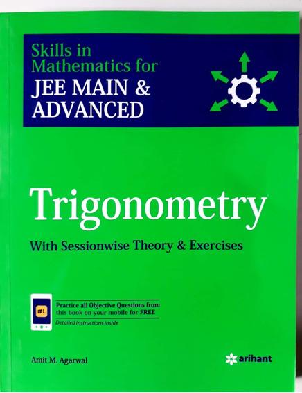 Ime Ita - Trigonometry For Jee Main And Adv (frete Grátis)