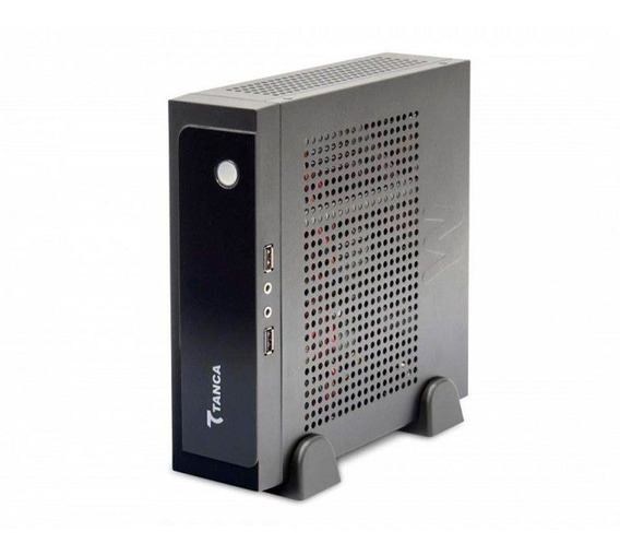 Mini Pc Tanca Tc-6240s J1800 2.41ghz 4gb Ssd 120gb 2 Seriais