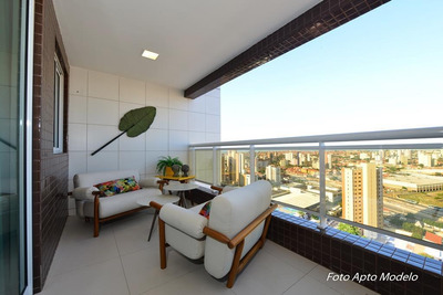 Apartamento Em Meireles, Fortaleza/ce De 152m² 4 Quartos À Venda Por R$ 1.380.000,00 - Ap161757