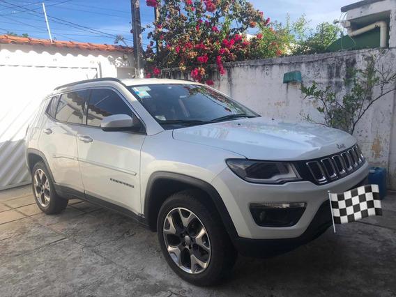 Jeep Compass 2.0 Limited 4x4 Aut. 5p 2019