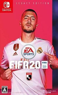 Juego Digital Nintendo Switch Fifa 2020 Somos Tienda