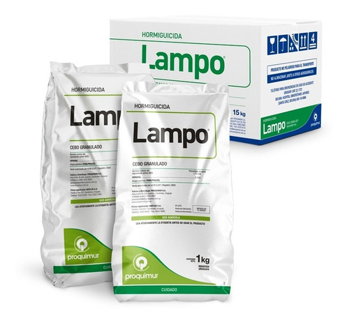 Hormiguicida Lampo X 1 Kilo