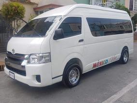 Toyota Hiace 2.7 Bus 15 Pas Mt 2014