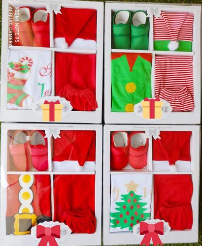 Ajuar Navidad, Ropa Bebe, Baby Shower