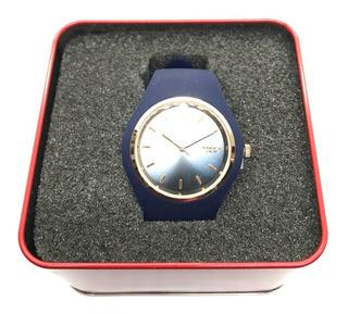 Reloj Mujer Dama Knock Out Silicona Regalo Colores 8470