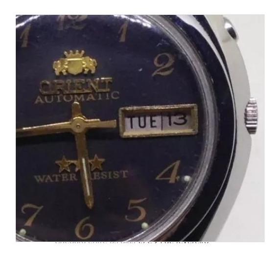 Relógio De Pulso Orient Masculino Automático U02618 Webclock