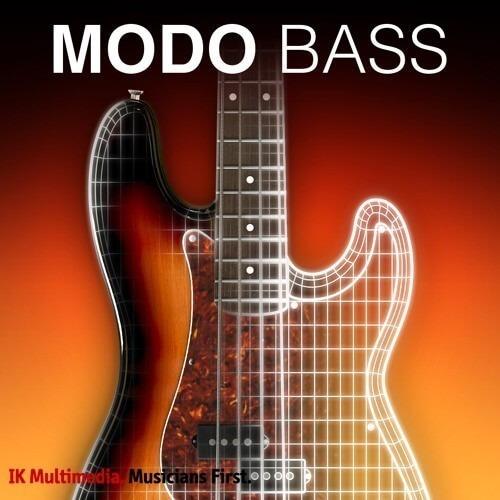 Ik Multimedia - Modo Bass V1.5.1 Standalone,vsti, Vsti3, Rta