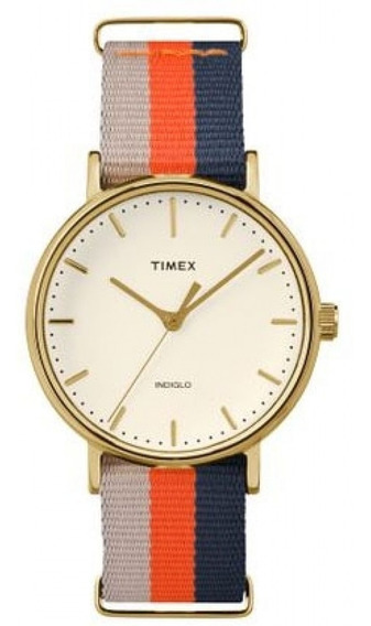 Relógio Timex Weekender Tw2p91600ww/n
