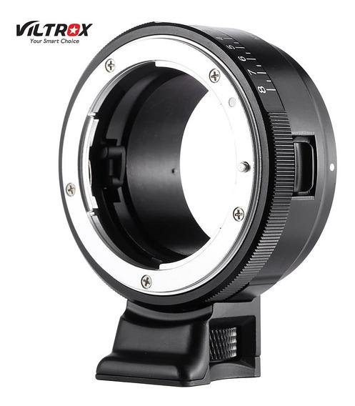 Viltrox Nf-nex Anel Adaptador De Montagem Para Nikon