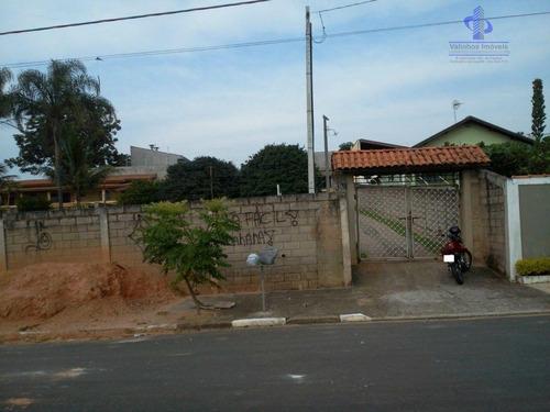 Chácara Residencial À Venda, Jardim São Luiz, Valinhos. - Ch0055