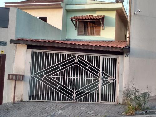 Sobrado Residencial À Venda, Vila Santa Teresa (zona Sul), São Paulo. - So6019