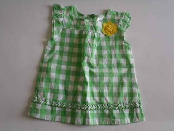 Carters Vestido Importado 2 Anos