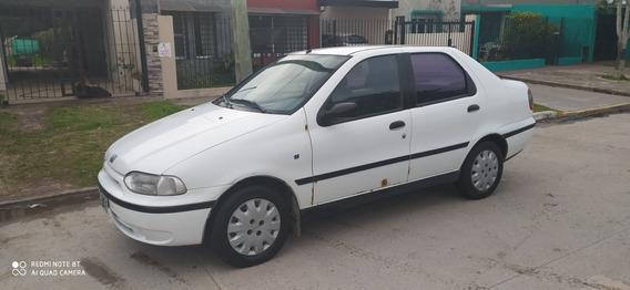 Fiat Siena 1.6 El Aa Lve 1998