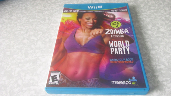 Wii U - Zumba Fitness - Original Americano