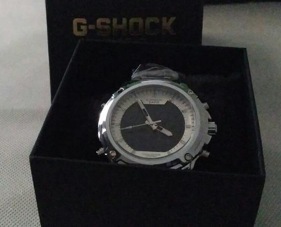 Relógio G-shock Edifice Prata