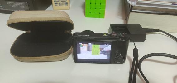 Camera Fotográfica Sony Dsc-h55