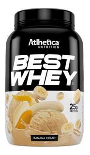 Best Whey - 900 Gramas - Atlhetica Banana Cream
