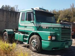 Scania T 112 320 Hs 1987 4x2 Motor Zero