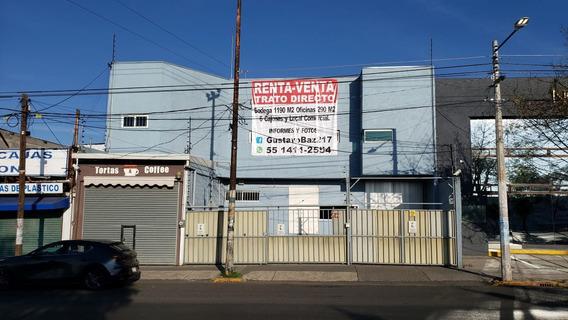 Renta Bodega Sobre Av Gustavo Baz 217 Puente De Vigas
