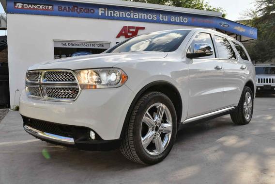 Dodge Durango 2013 5p Citadel V8 Awd Aut Gps
