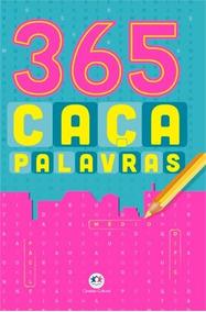 365 Caça Palavras - Vol.1 / Ciranda Cultura