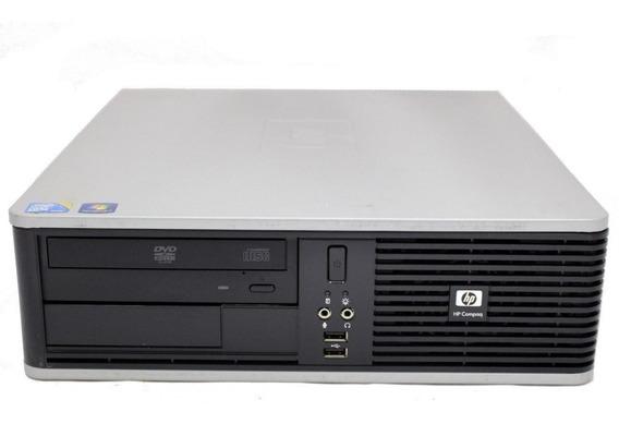 Cpu Hp Compaq Dc-7900 Sff - Core 2 Duo-2 Gb Mem Ram - Ssd 12