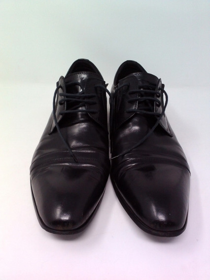 Sapato Social Masculino Couro Legítim Tga-44 Sola Costurada