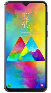Smartphone Samsung Galaxy M20 - 3gb + 32gb - Color Gris Carb