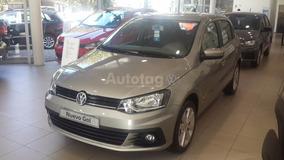 Volkswagen Gol Trend Highline 5 Puertas 1.6 0 Km 2017 #a4
