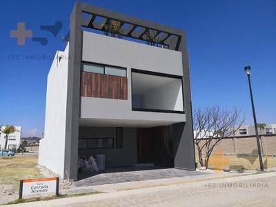 Casa En Venta, Lomas De Angelopolis, Parque Sonora