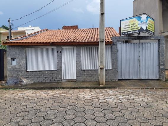 Casa A Venda No Bairro São Judas Em Borda Da Mata - Ete237