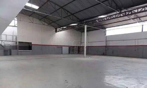 Galpão À Venda, 800 M² Por R$ 2.900.000,00 - Penha - São Paulo/sp - Ga0750