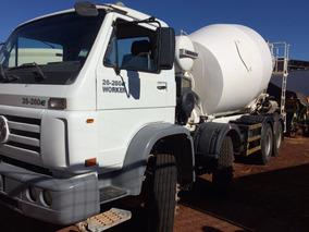 Caminhões Betoneina Vw-26.260 Worker, Locação E Vendas