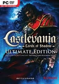 Castlevania Lords Of Shadow - Ultimate Edition Dvd - Pc