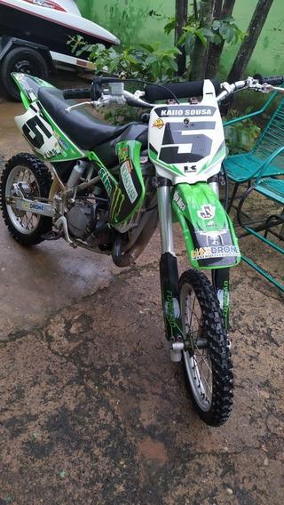Kawasaki Kx 100r