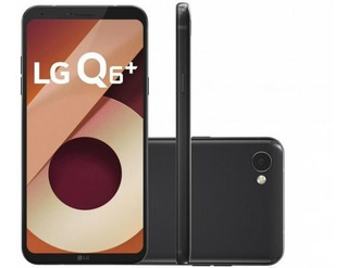 Lg Q6 M700 Tv - Dual, 32gb, 4gb Ram, 13mp, Wi-fi -de Vitrine