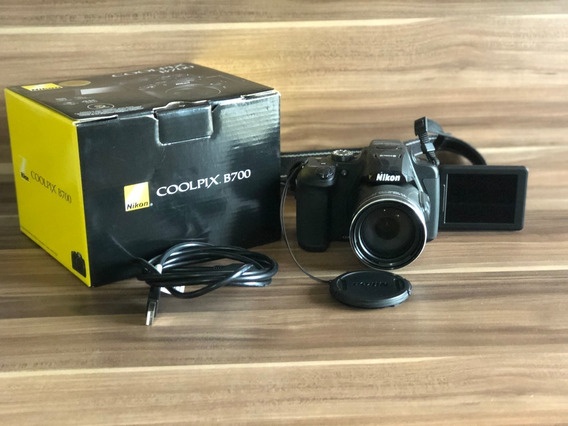 Câmera Profissional Nikon B700 20mp Zoom 60x
