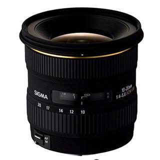 Sigma 10-20mm F 4-5.6 Ex Dc Hsm Lente Para