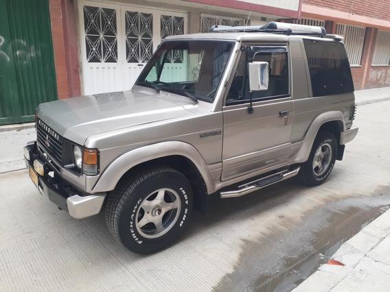 Vendo Montero Mitsubishi 1992