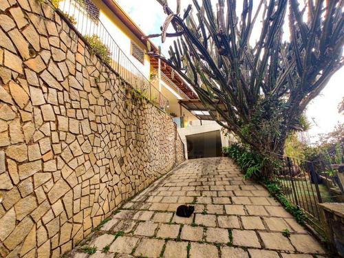 Imagem 1 de 30 de Casa Com 3 Quartos À Venda, 332 M² Por R$ 890.000 - Quinta Da Barra - Teresópolis/rj - Ca1324