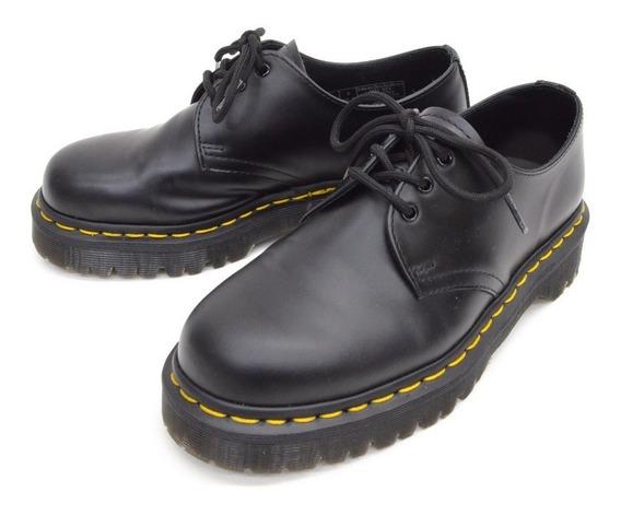 Zapatos Dr Martens Con Plataforma De Cuero 21084001 Bex1461