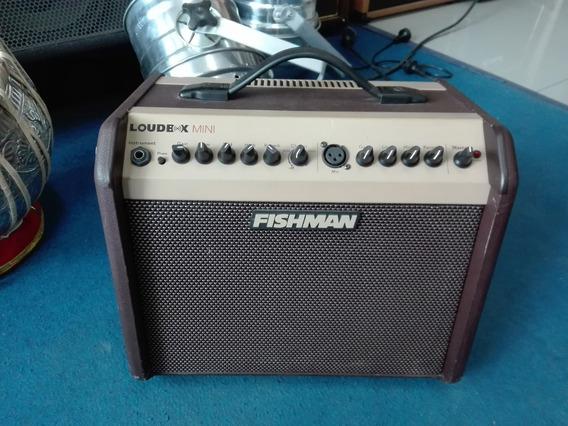 Fishman Loudbox Mini Amplificador Para Acústica