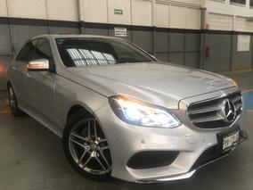 Mercedes Benz Clase E 2016
