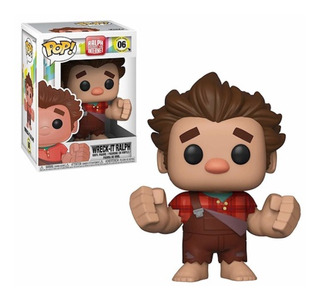 Funko Pop Wreck-it-ralph 2 Ralph
