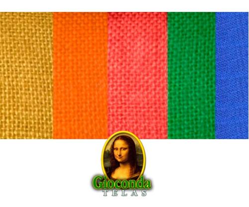 Tela Arpillera De Color (precio Por Mas De 10m)