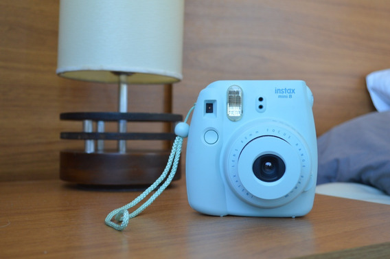 Camera Instantanea Fujifilm Instax Mini 8! Imperdivel! :)