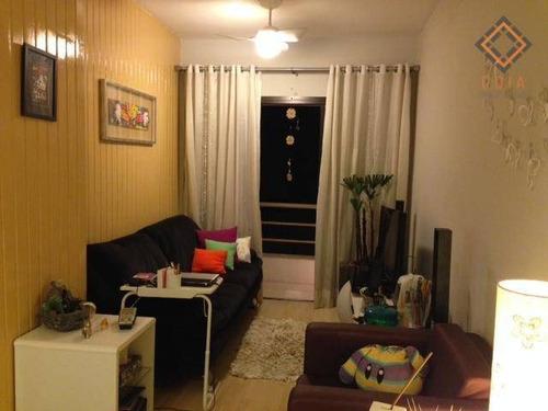 Apartamento Com 1 Dormitório À Venda, 35 M² Por R$ 530.000,00 - Jardim Paulista - São Paulo/sp - Ap12414