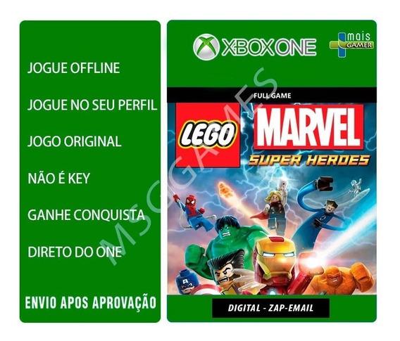 Lego Marvel Super Heroes 1 - Xbox One Xone - Off-